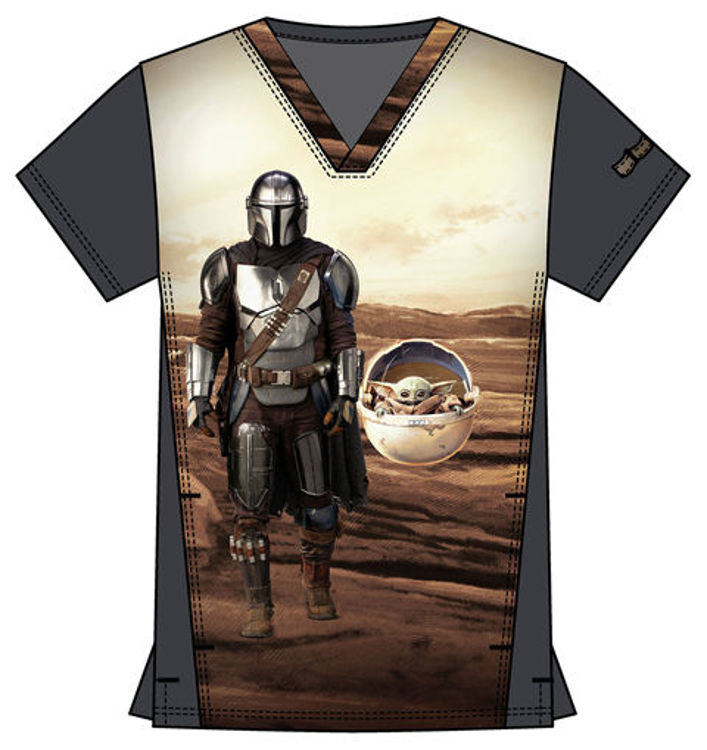 Picture of TF708 - Men's V-Neck Top