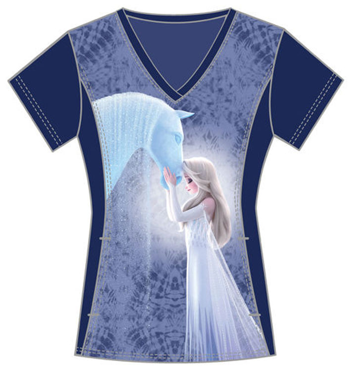 Picture of TF627 - V-Neck Top